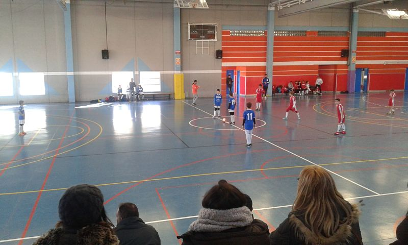 Romareda CD vs Avenida Alagón
