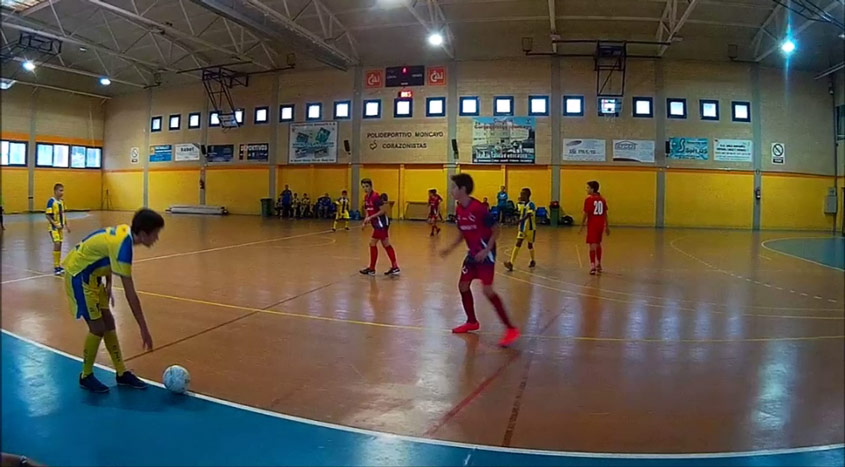 CD Moncayo FS vs AD HISA