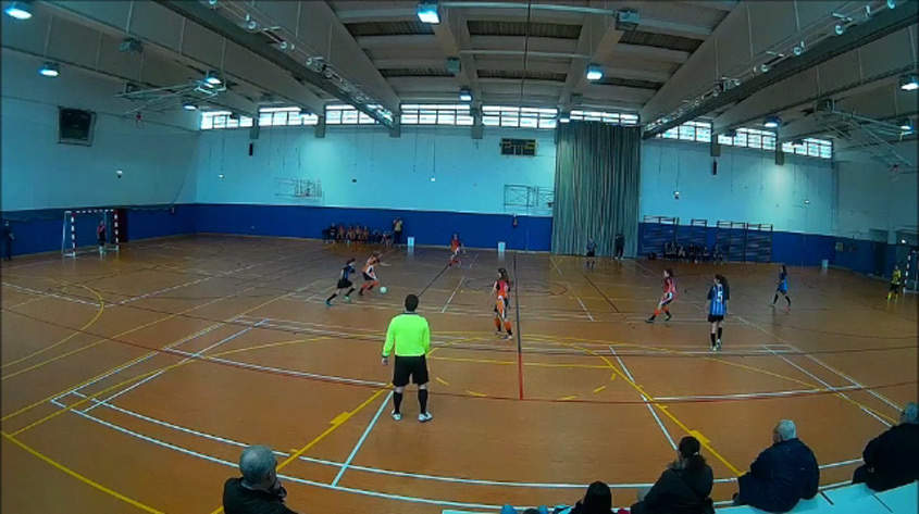 J3 Red Star´s vs Intersala Traficcmarcas 4-7